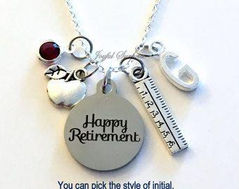 Teacher Retirement Gift Keychain   Principal Teach