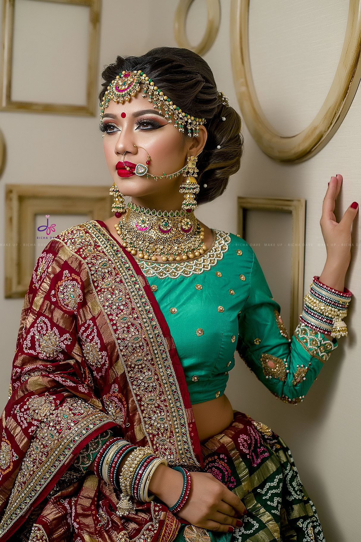 makeup and hairstyle workshop held at jasmine beauty salon