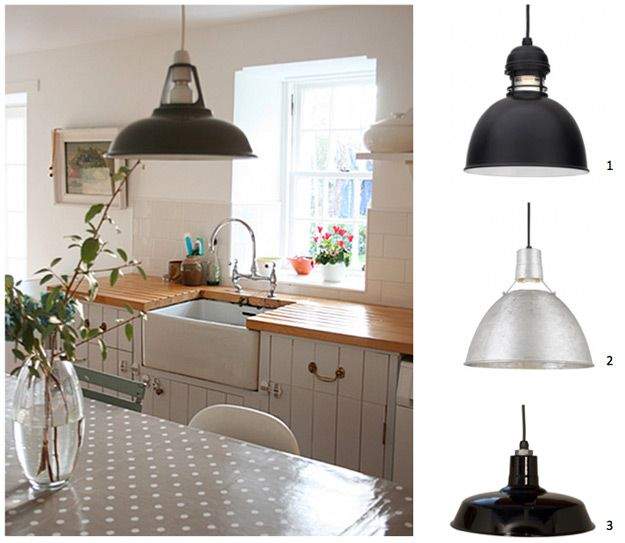 Kitchen Pendant Lighting   Warehouse Kitchen Pendants Inspired By Country  Farmhouse   Blog .