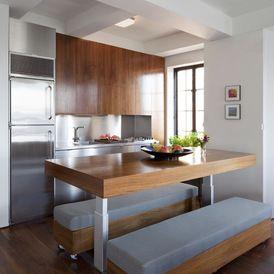 Modern Kitchen by Studio Garneau