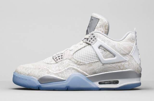 Air Jordan 4 Chaussures Kixify Laser