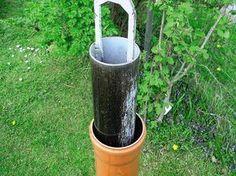 Gartenbrunnen richtig bohren | Für einen schönen Garten ...
