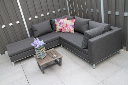 Loungeset Tuin Outlet : Exclusief loungeset antonio decor dining sets