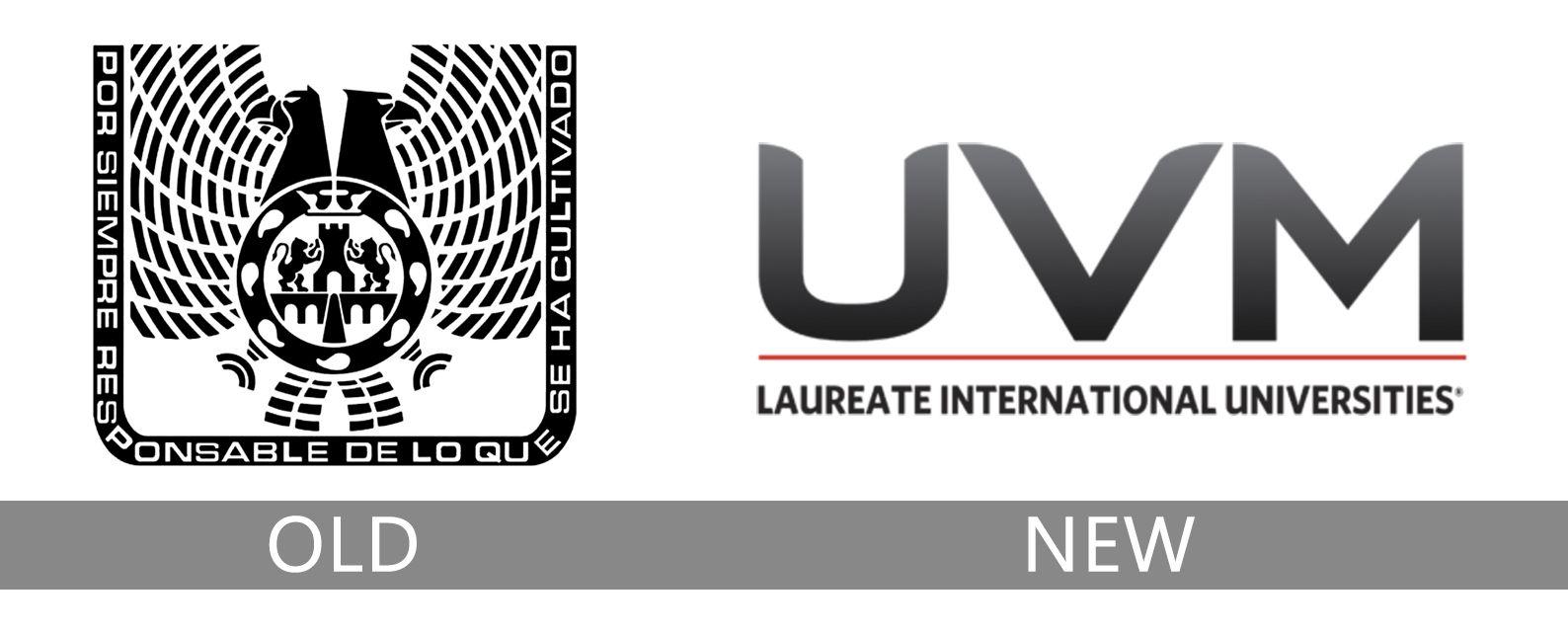UVM logo history | All logos world | Logos, Mexico, Nintendo