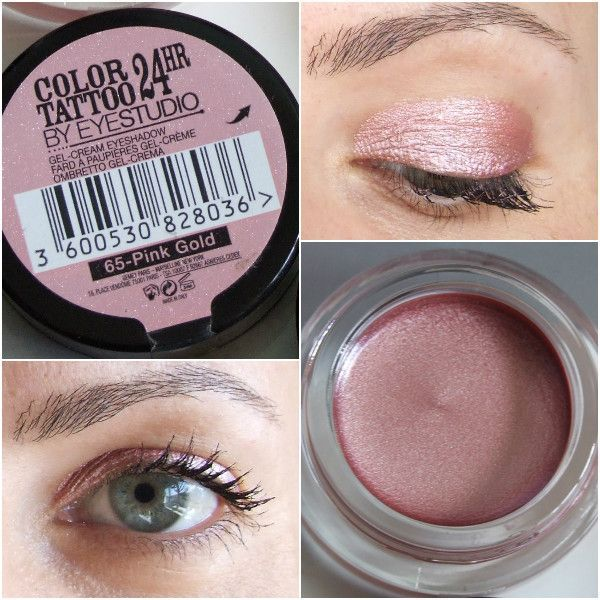 Maybelline Color Tattoo Pink Gold Szukaj W Google Maybelline Color Tattoo Maybelline Color Color Tattoo Eyeshadow