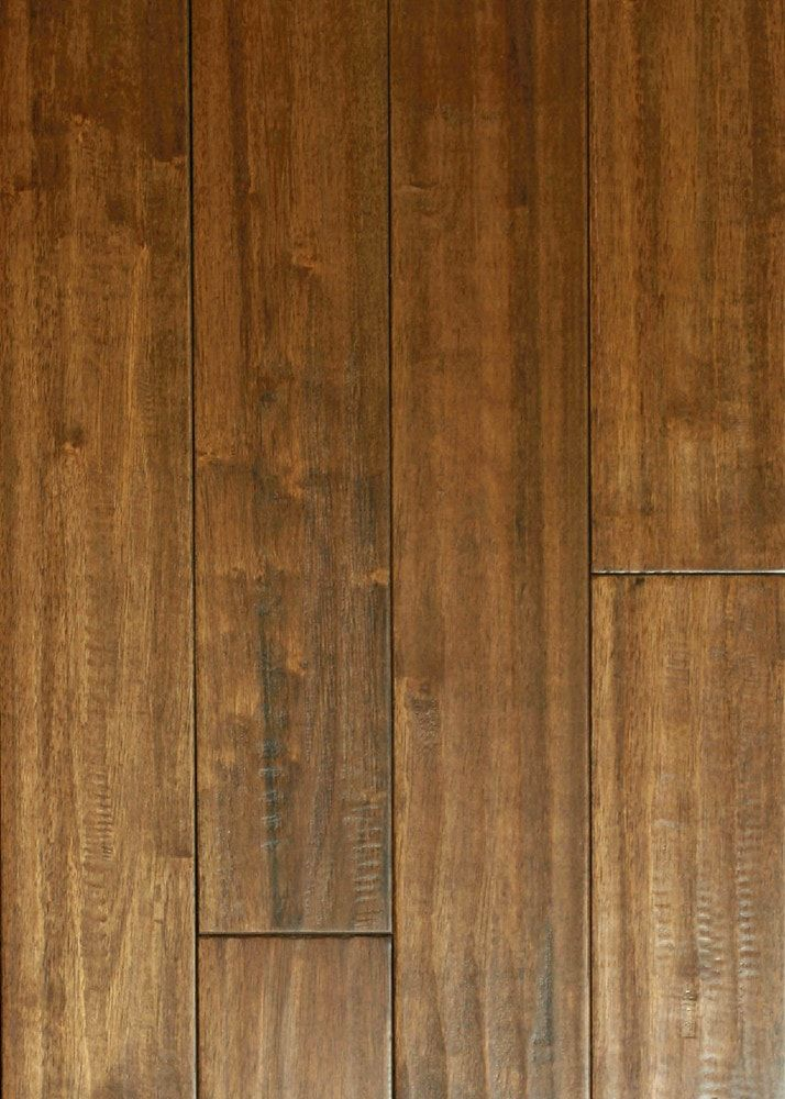 Hand Scraped Plank Solid Hardwood Flooring Wood For Choices
