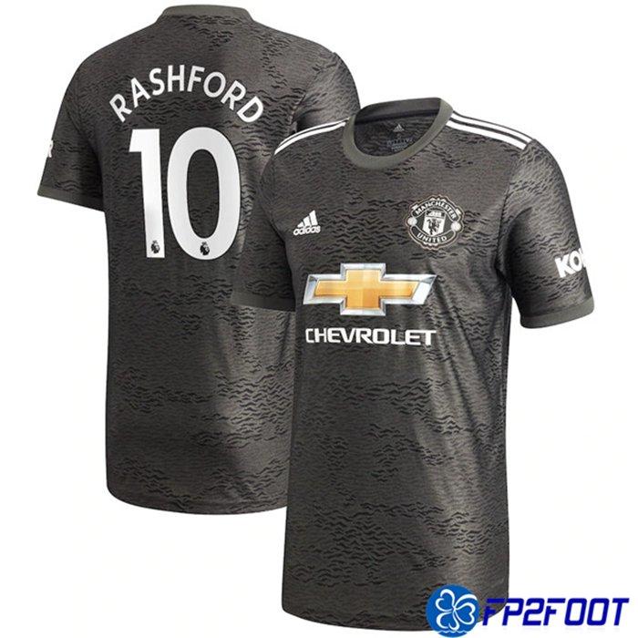 nouveau maillot manchester united rashford 10 exterieur 2020 2021 en 2020 maillot de foot manchester united maillot de foot manchester united nouveau maillot manchester united