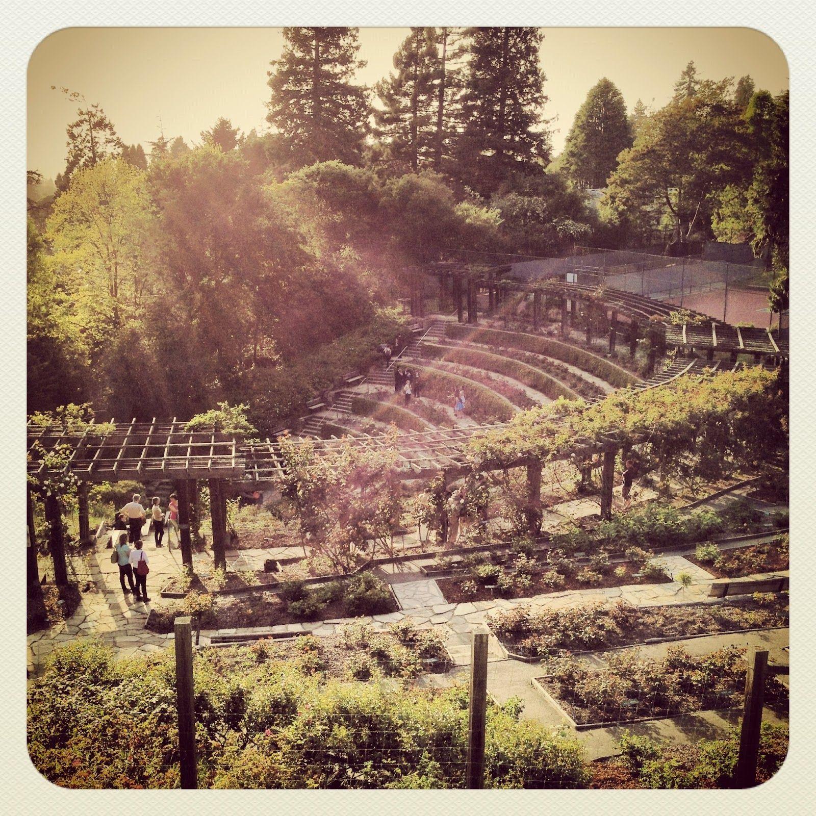 Berkeley - Rose Garden | ideas with Jo | Pinterest | Park