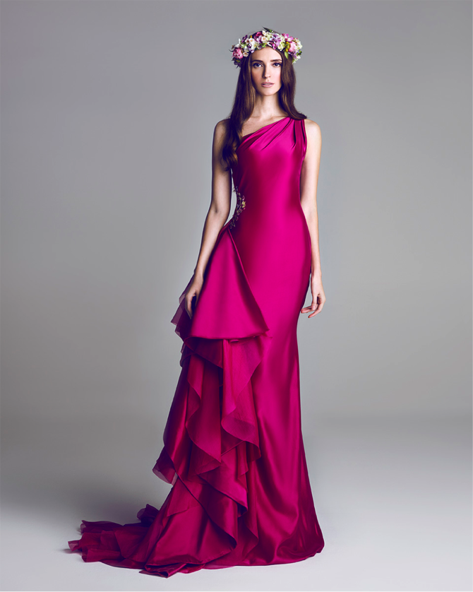 Miedoso Vestido De Novia Damas Ideas Ornamento Elaboración ...