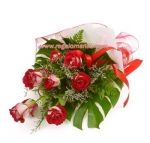 Beautiful RedRose Bouquet So In Love ....Bouquet of 9 Nicole roses. This beautiful Nicole Ecuadorian roses bouquet. You can send your inquiry:  Email: info@regalomanila.com Contact us: +63-02-413-2273 Website: RegaloManila http://www.regalomanila.com Facebook: RegaloManila.com fan page