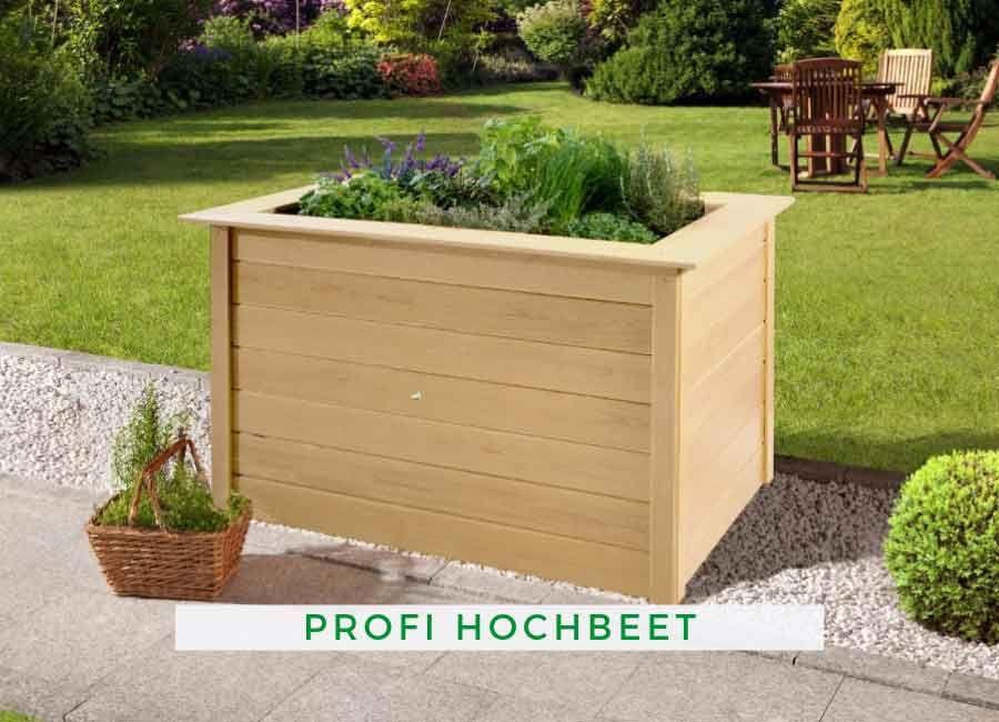 Weka Profi Hochbeet 669 A 19 Mm Mit Bildern Hochbeet Hochbeet Bepflanzen Haus Und Garten