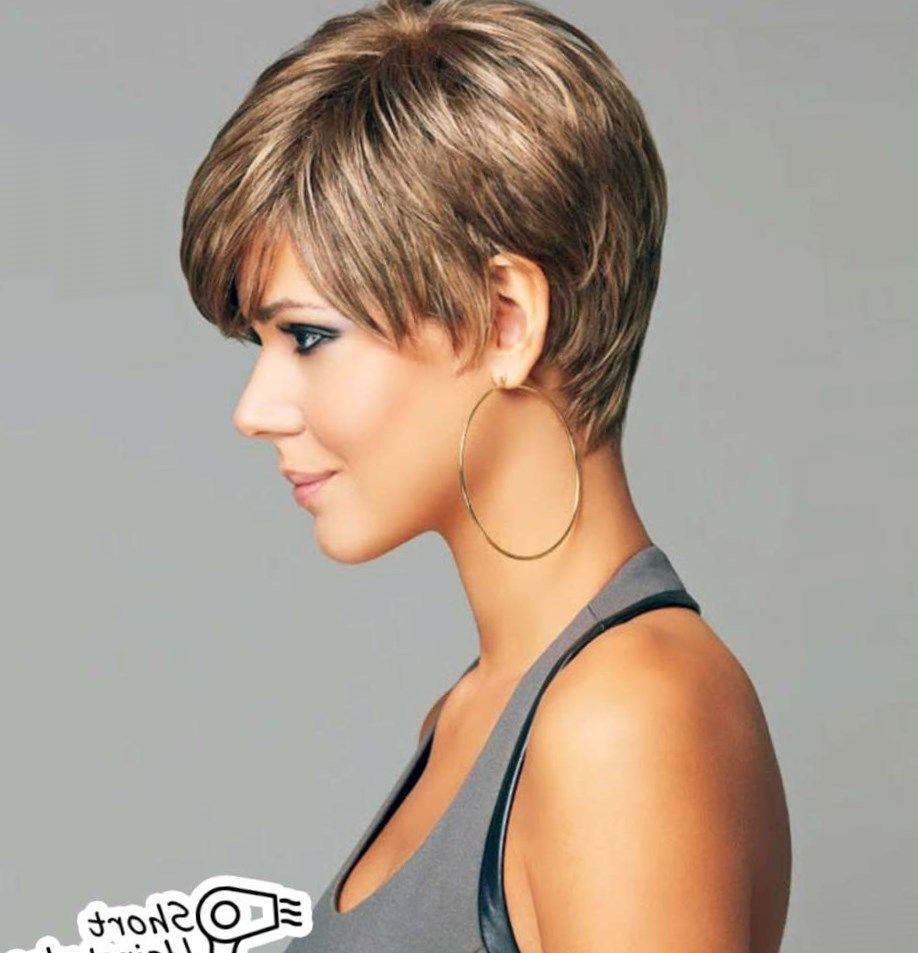 Short Haircuts For Women 2017 2018 Boyish Haircuts Projects To Try