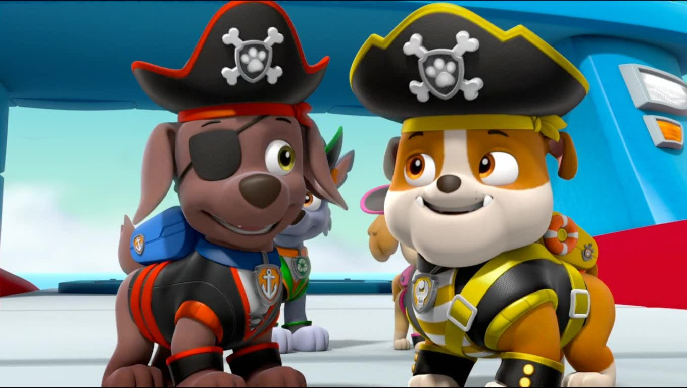 Sea Patrol Pirate Pups To The Rescue Gallery Pup Paw Paw Patrol