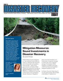 Mitigation Measures Sound Investments In Disaster Recovery Fema