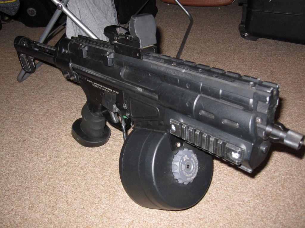 Tm g3 sas   Zajímavé zbraně   Guns, Airsoft