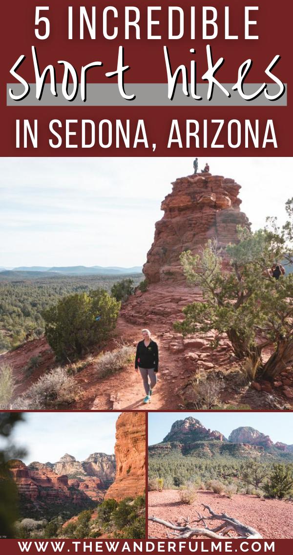 5 Incredible Short, Easy Hikes in Sedona, Arizona