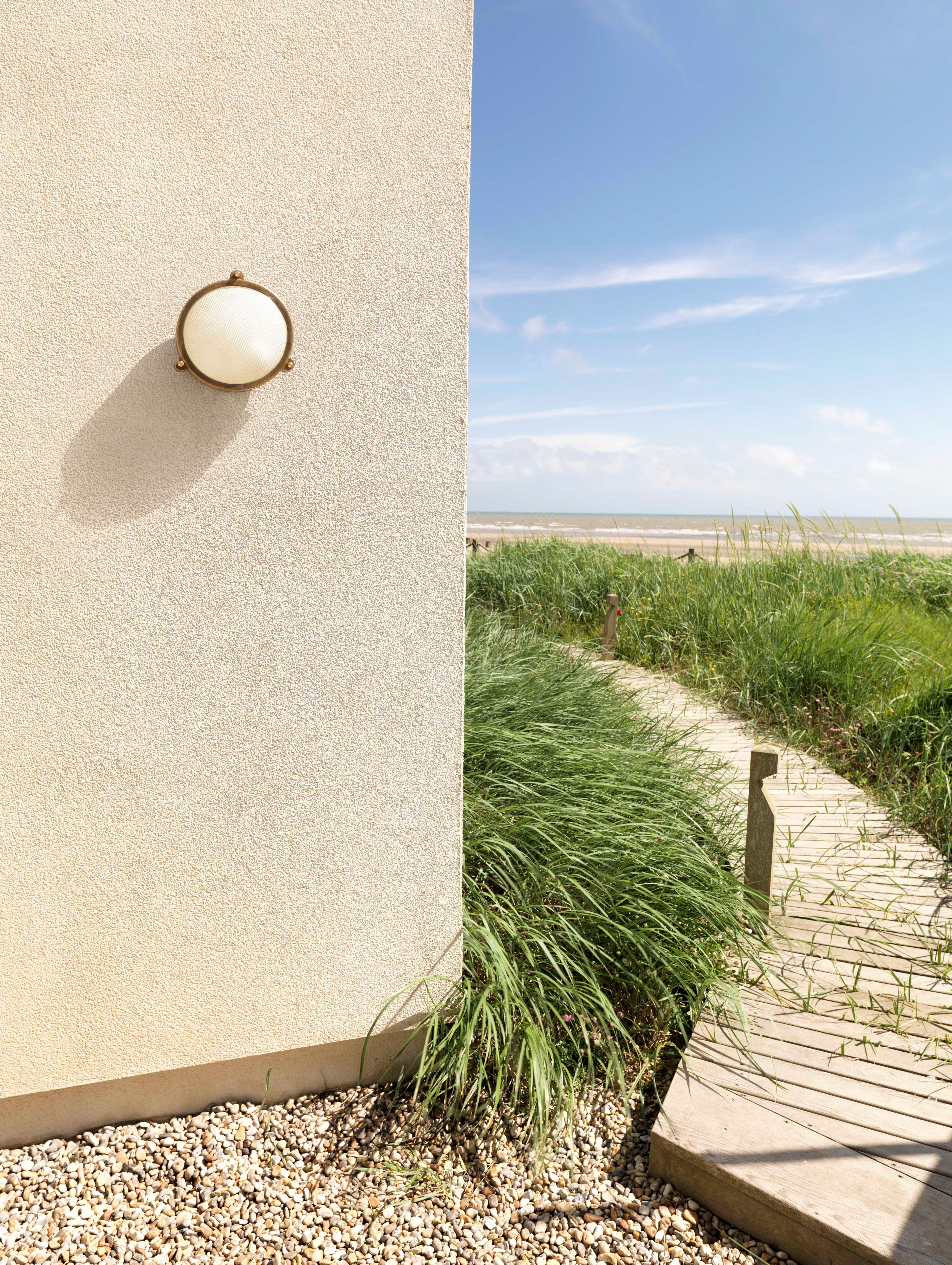 The malibu exterior coastal wall light by astro lighting