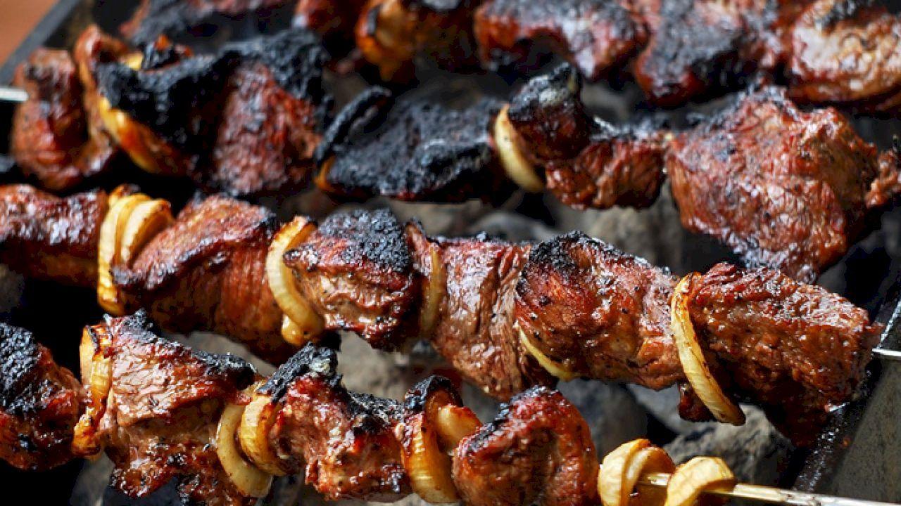 كيفية تتبيل اللحمة المشوية Roasted Meat Grilled Meat Food