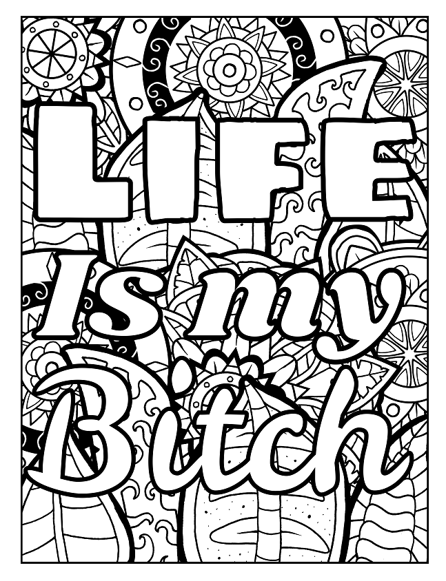 Motivation Pack | Coloring pages, Free adult coloring ...