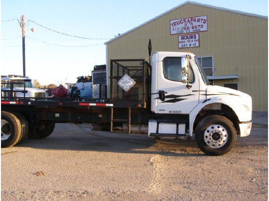 2008 Freightliner Business Class M2 106 Dallas Tx 116568413 Commercialtrucktrader Com Trucks For Sale Freightliner Trucks