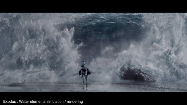 Demo Reel_2015~2016 (Ethan Hwang) | VFX Reels - general | Maya