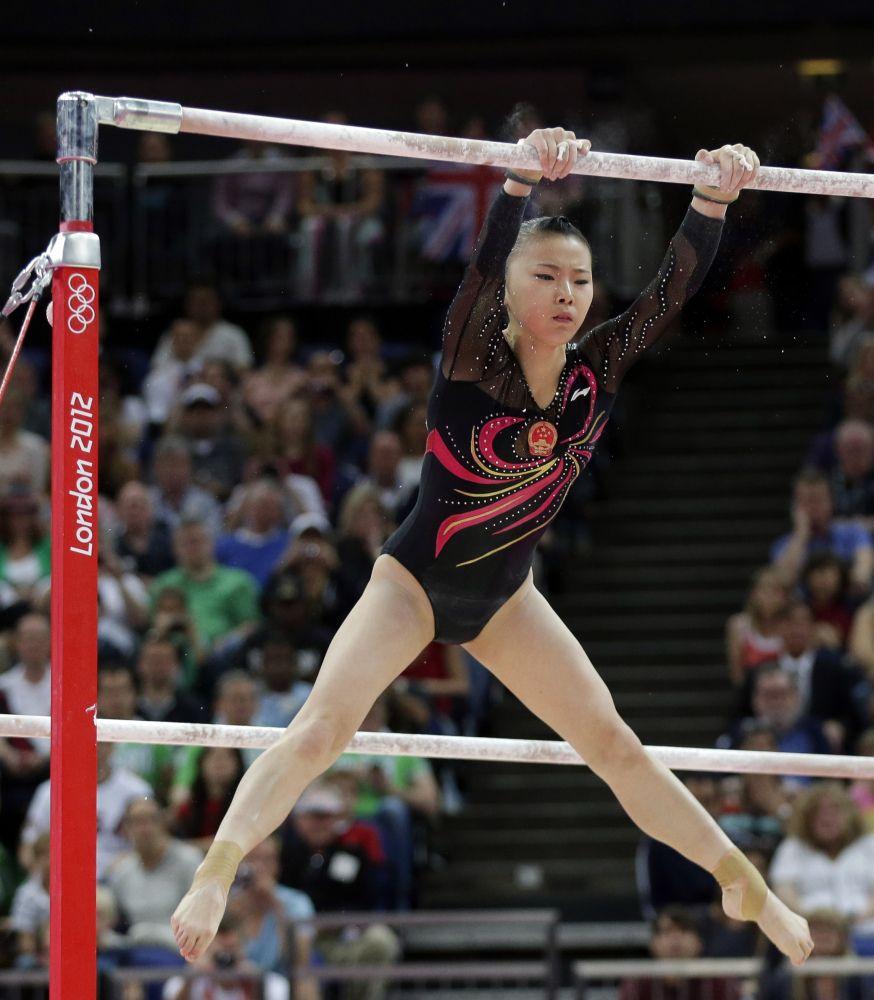 From the Penn State Gymnastics   Gymnastics girls, Female