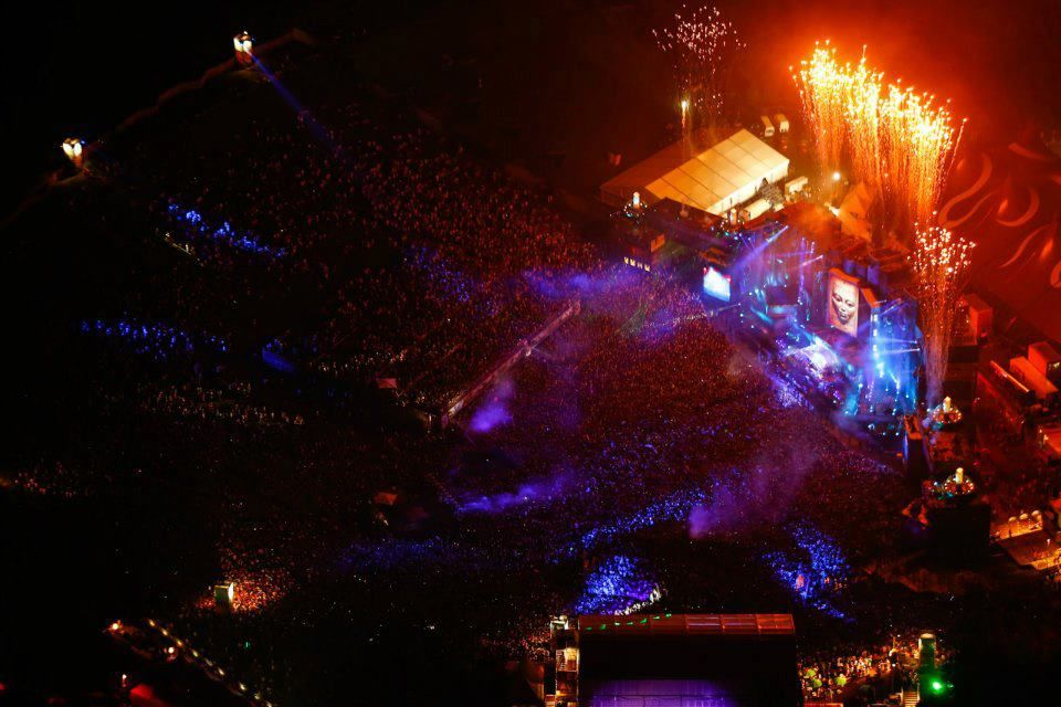 #tomorrowland #2012 #belgium #mydream