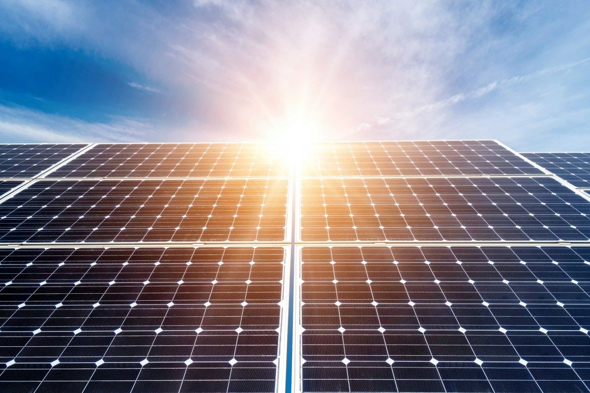A Stand Alone Solar Powered System For Desalinating And Treating Water Through Electrodialysis Solar Solar Panels Solar Energy Panels