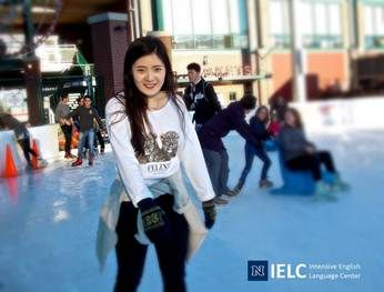 From the Intensive English Language Center at the University of Nevada, Reno - Ice Skating Party! For more information on the University of Nevada, Reno visit: http://studyusa.com/…/sch…/p/nv001/university-of-nevada-reno #IELC #UNR
