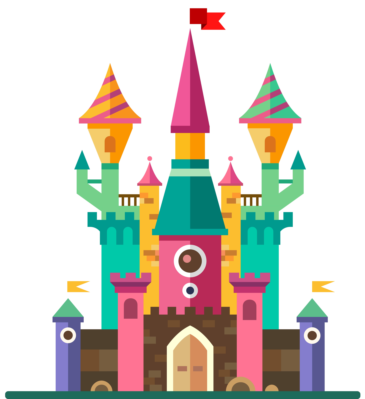 Imagen relacionada (With images) Castle illustration