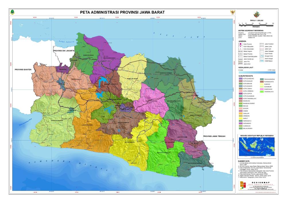 Pin Oleh Stephanus Bambang Siyamta Di Peta Wilayah Peta