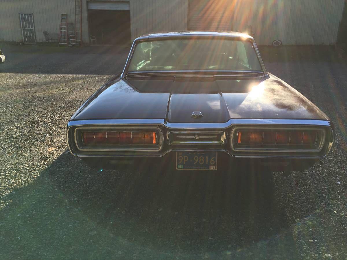 1965 ford thunderbird all original Ford thunderbird