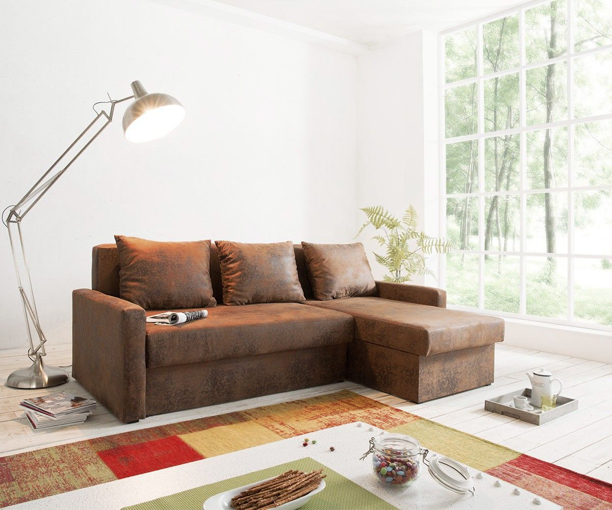 ecksofa avondi 225x145 cm braun ottomane variabel sofatr ume pinterest sofa couch und. Black Bedroom Furniture Sets. Home Design Ideas