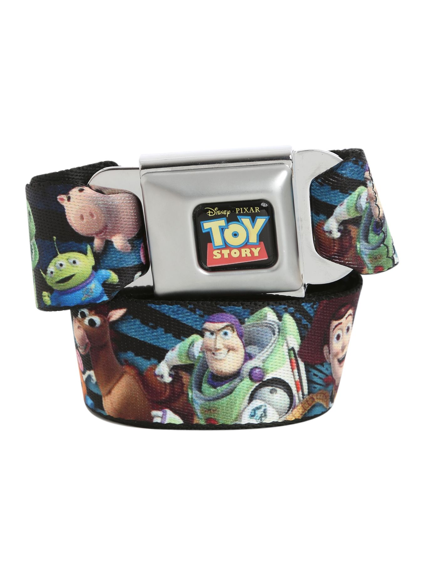 Toy Story Character Seat Belt Belt | Hot Topic