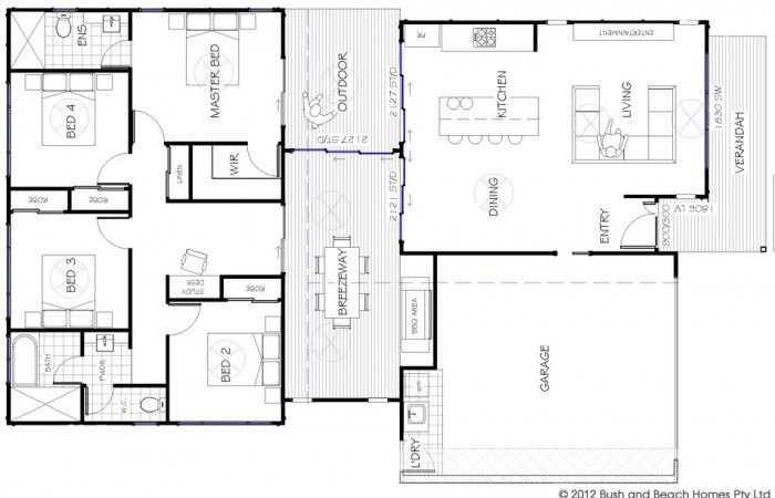 Cordeaux Bush And Beach House Home Designs Bush And Beach House Designs Kit Homes Home Design Plans Remodeled Campers