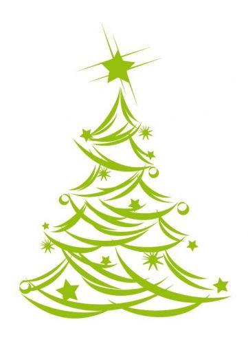 Sapin Esquisse Noel Arbres De Noel Carte Noel
