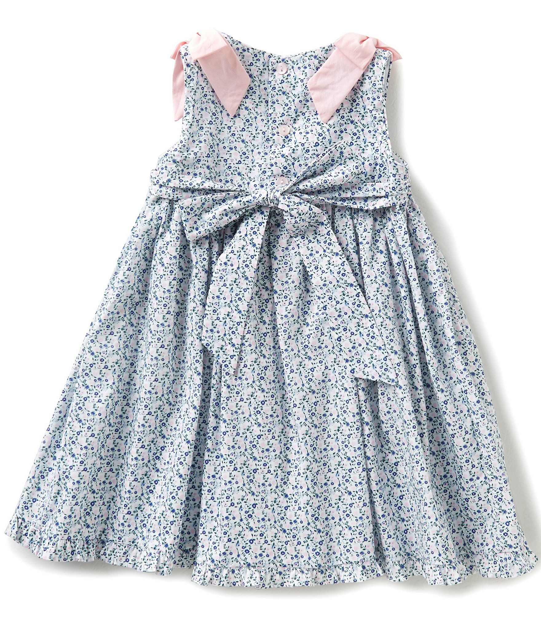 e04438efc2e Shop for Edgehill Collection Baby Girls 12-24 Months Embroidered Ditsy  Floral-Print Dress at Dillards.com. Visit Dillards.com to find clothing