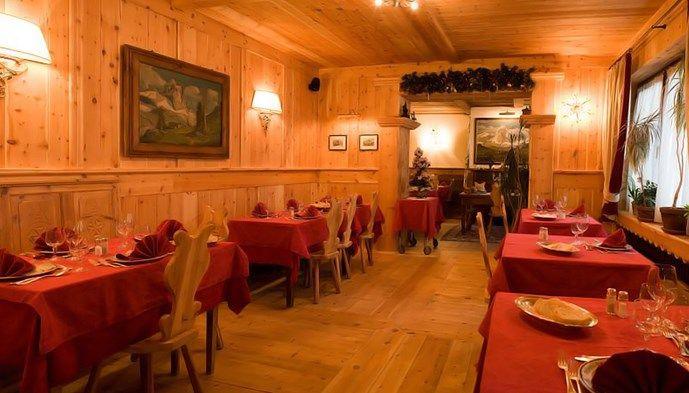 Restaurang på Hotel Mignon STS Alpresor