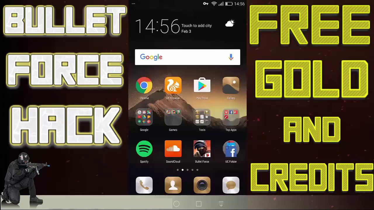 No Verification Bullet Force Cheats And Hack Free Gold Credits And Cases Android Ios Bullet Force Hack And Cheats Bull Iphone Games Ios Games Play Hacks