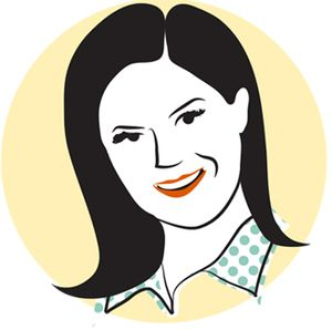 Susan Spungen, author of Short Stack Editions Vol. 3: Strawberries. Illustration by Rotem Raffe