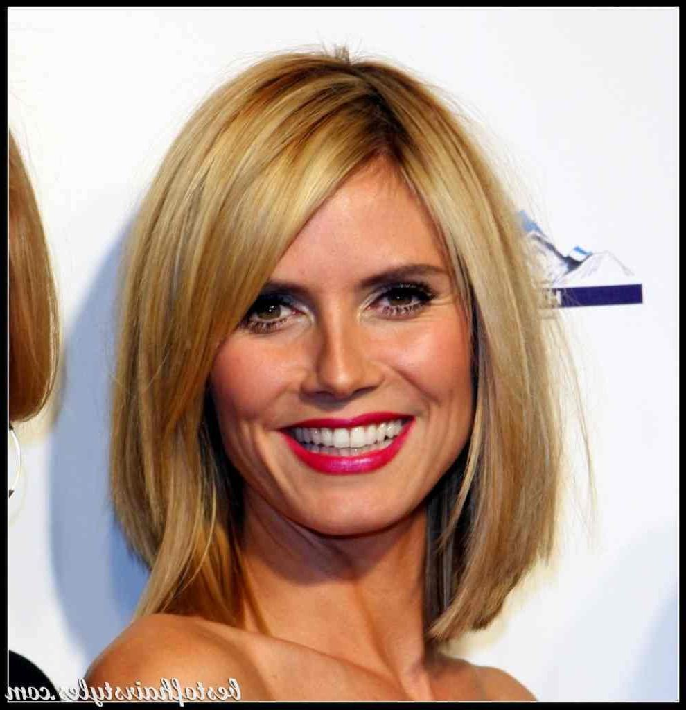 Medium To Short Haircuts For Fine Hair Google Search Midlength