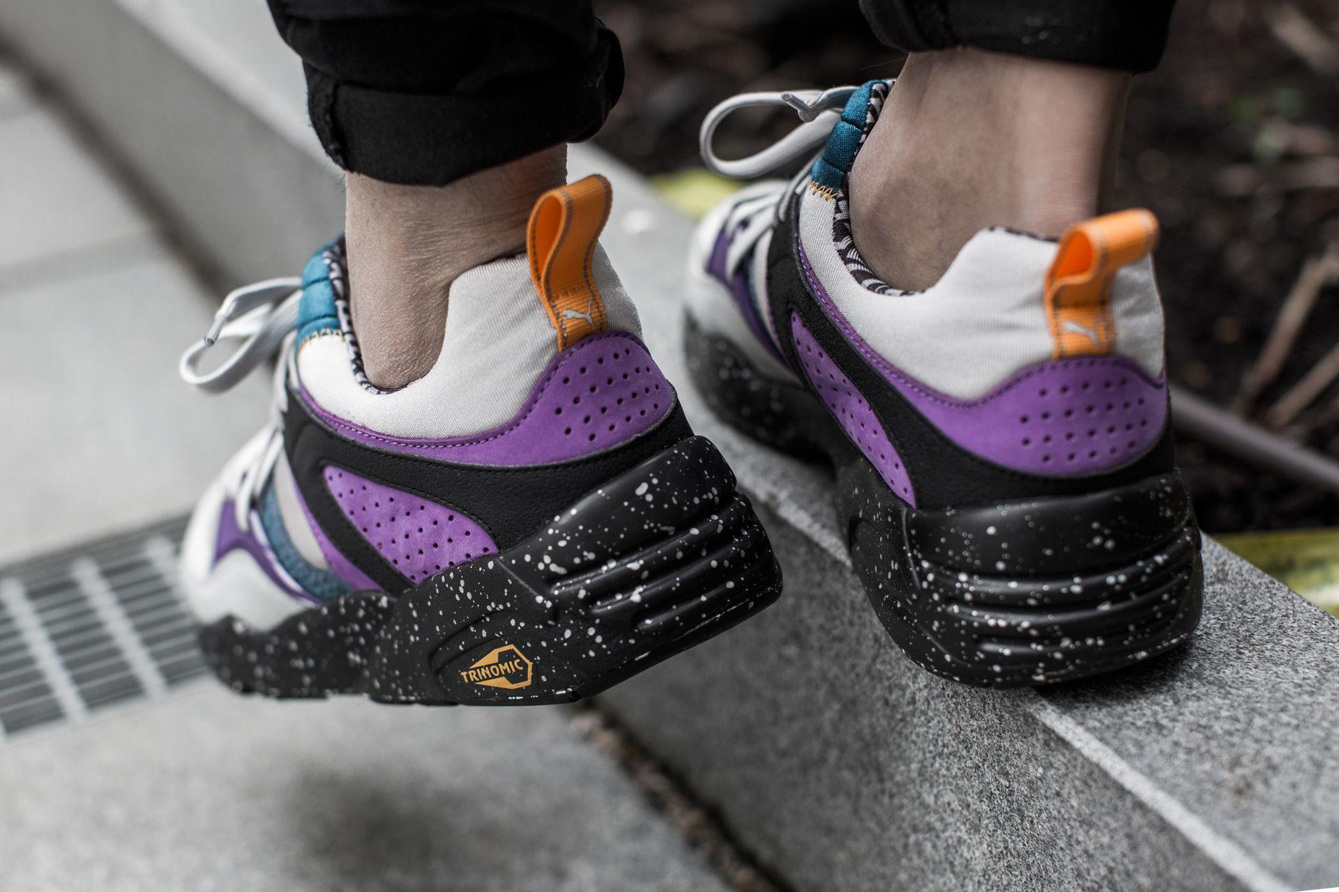 73f82748dc6 PUMA BLAZE OF GLORY X ALIFE shop online here   www.tint-footwear.com blaze-of-glory-alife-01 puma x alife collaboration  collab blaze of glory speckle sole ...