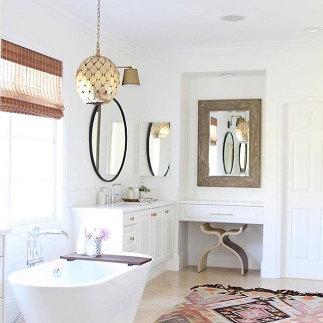 Gearing Up To Reveal Our Bathroom Renos Here Real Soon, I