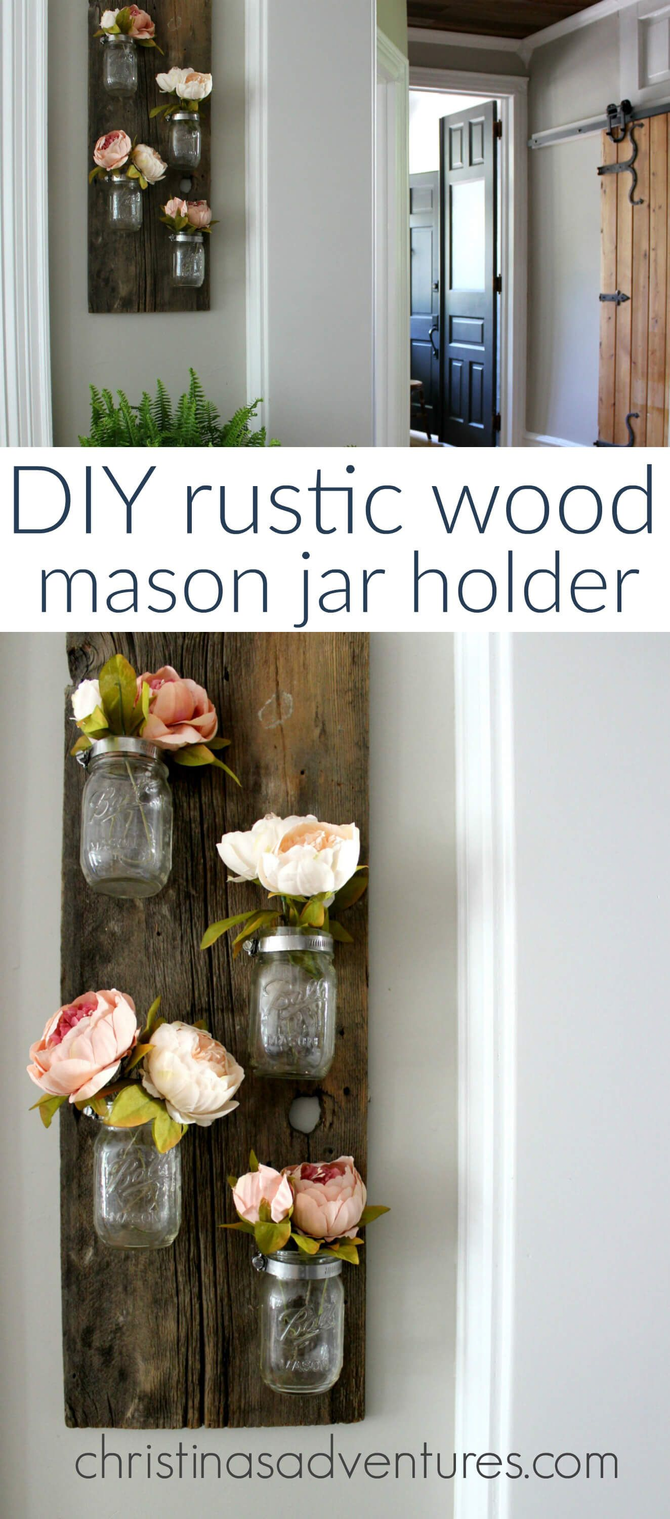 enchanting mason jar wall decor ideas to brighten your walls
