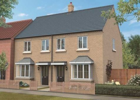 The Greenwich The Village Ii Beal Homes 3 Bedroom Home Kingswood Park Hull