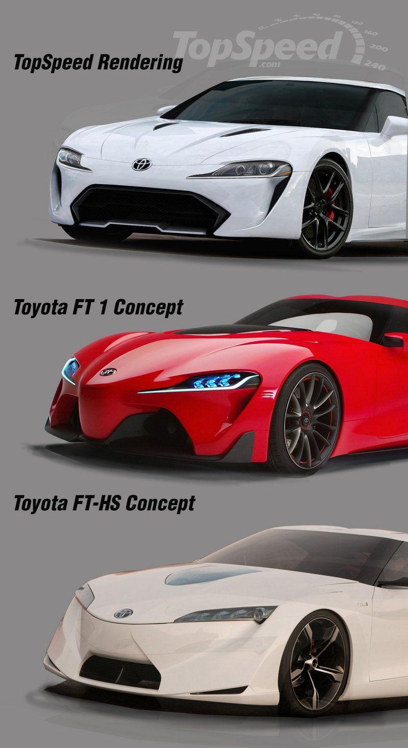 Toyota Ft 1 Concepts Futuristic Cars Design Japan Cars Toyota
