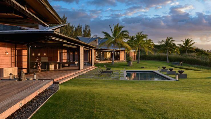 Belle maison plain pied avec vue et accès sur la plage