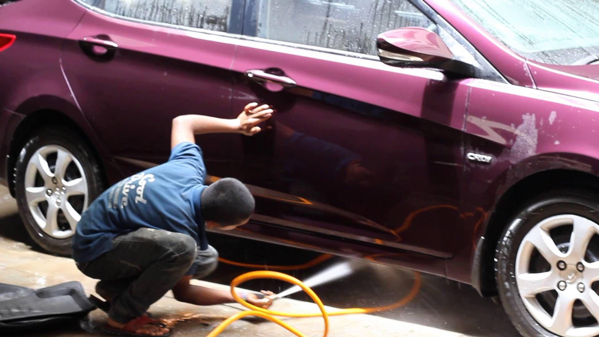 Doorstep Car wash in Bangalore Bro4u Car wash, Car