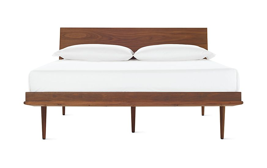 Nelson Thin Edge Bed Bed Furniture Modern Bed Bedroom Furniture