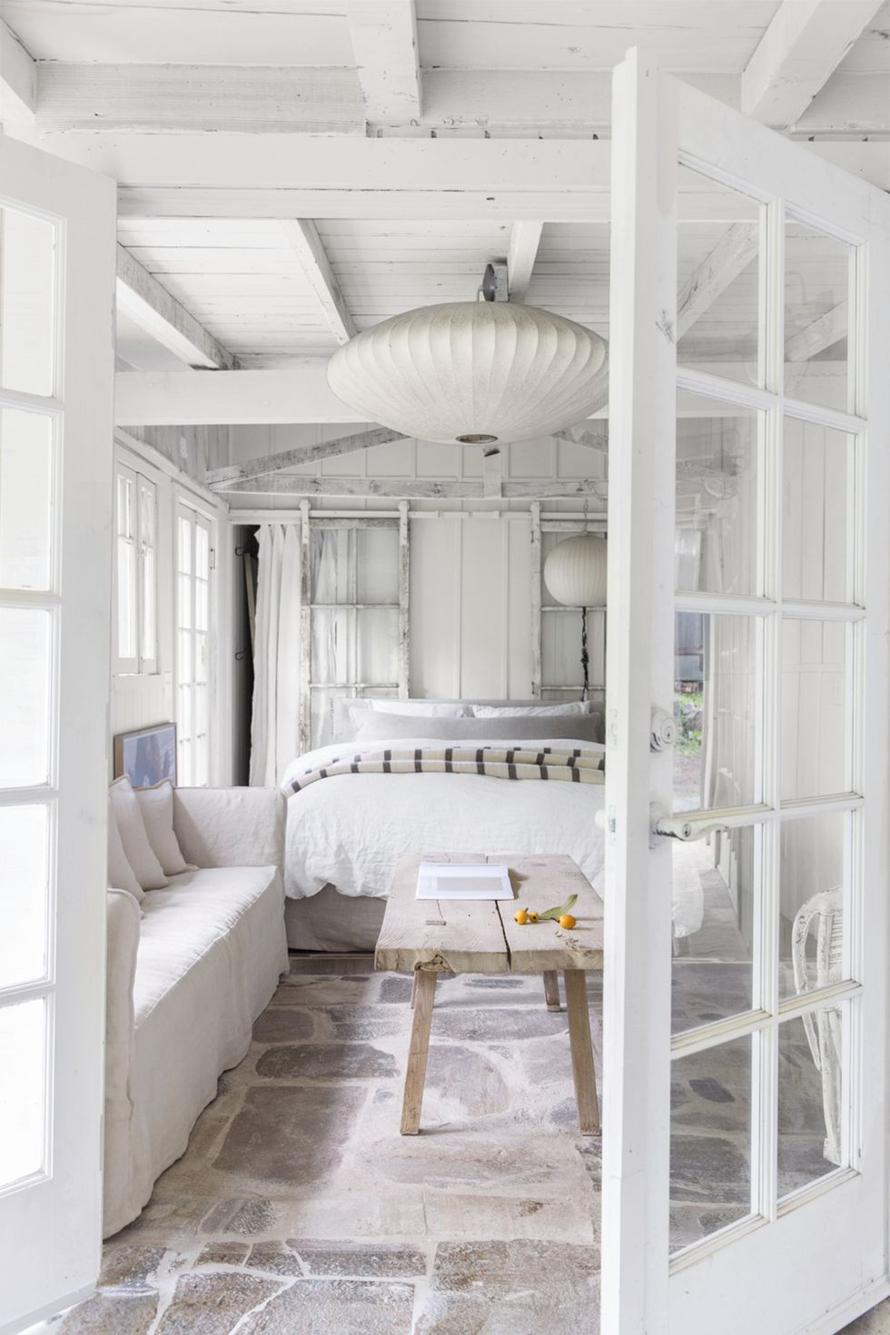 These White Bedrooms Will Inspire You to Completely
